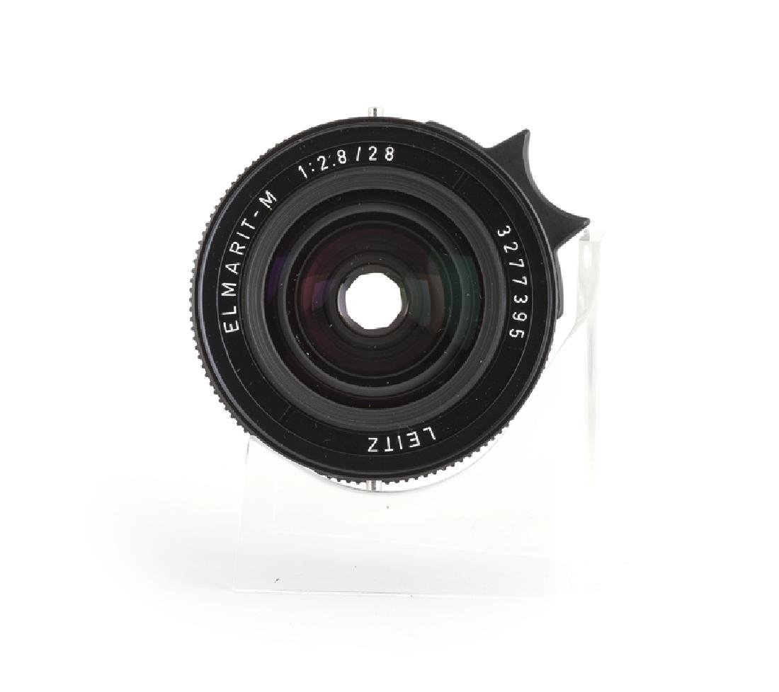 A Leica 28mm f/2.8 Elmarit M lens - 2