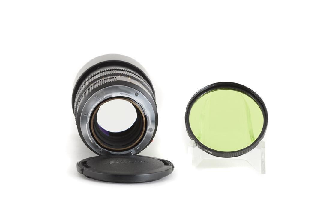 A Leica 90mm f/2 Summichron-M lens - 2