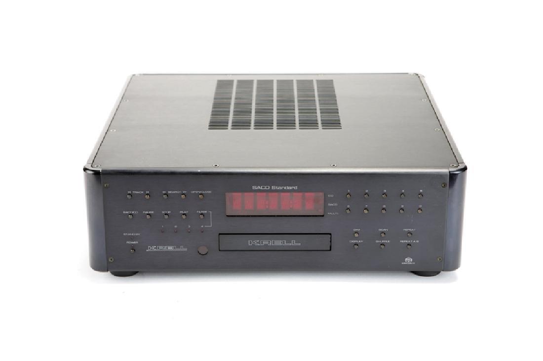 A Krell Standard SACD/CD player