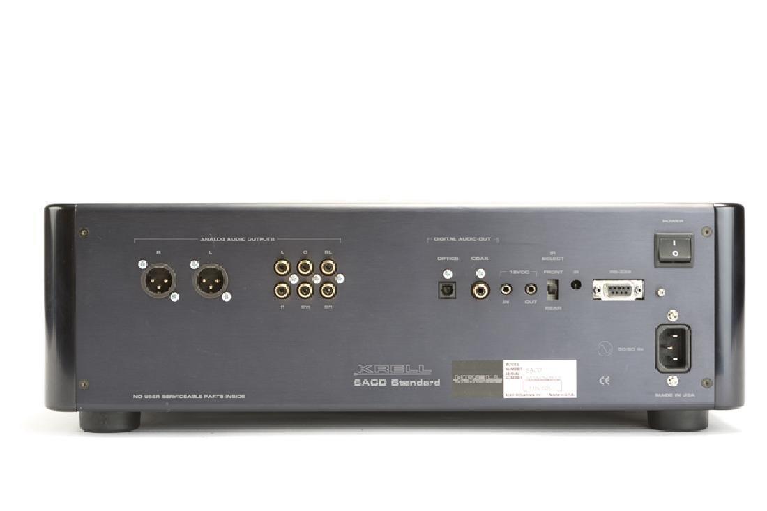 A Krell Standard SACD/CD player - 2