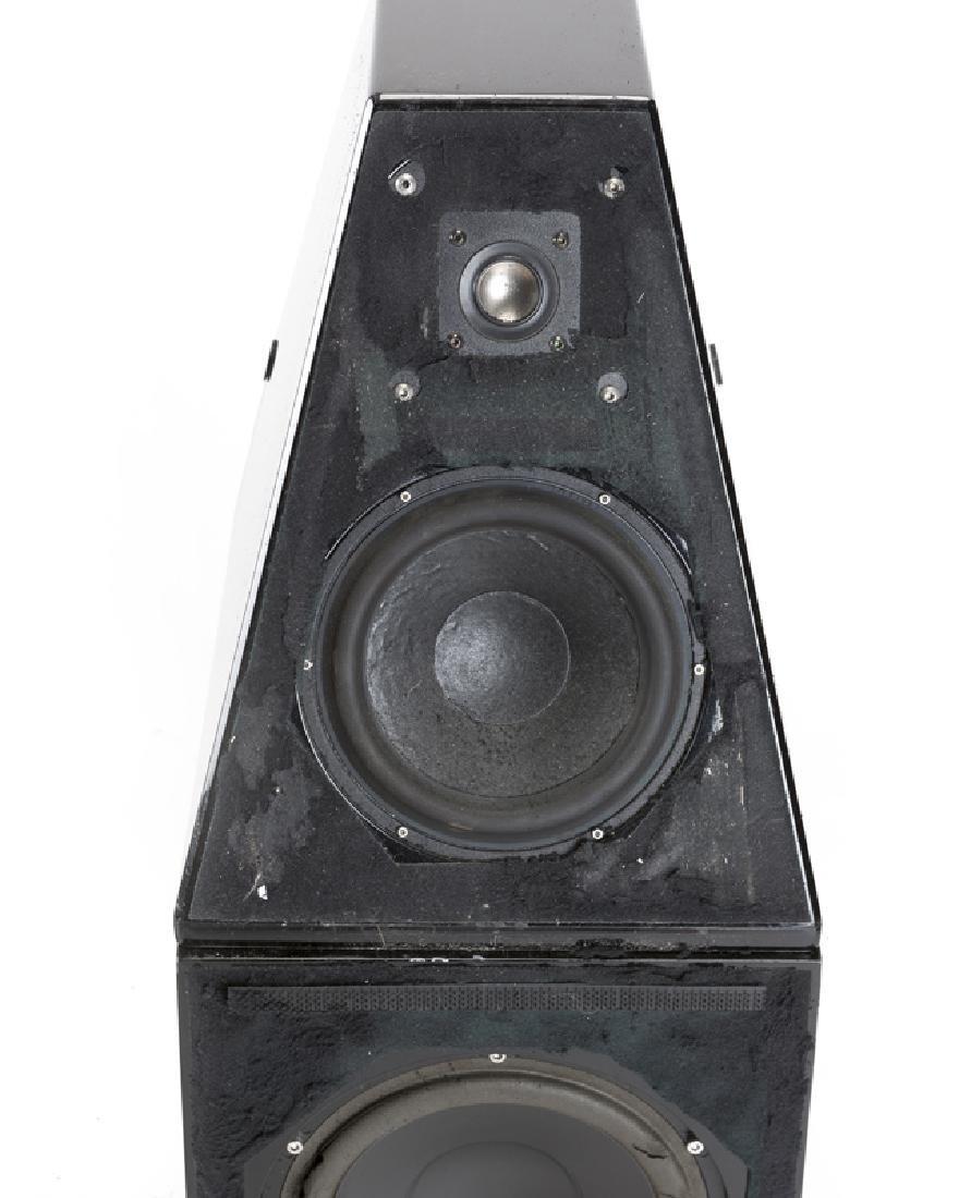 A pair of Wilson Audio WATT & Puppy Series V speakers - 2