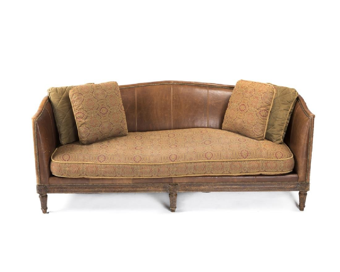 A Lillian August Collection sofa