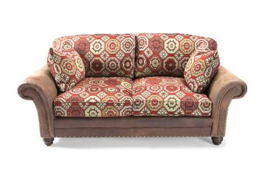 A King Hickory Sofa See Sold Price