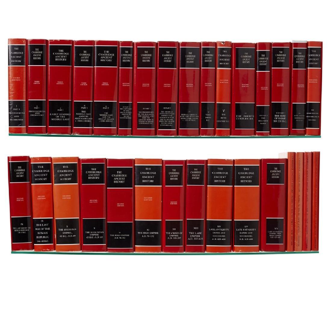 Multi-volume work, ''The Cambridge Ancient History''