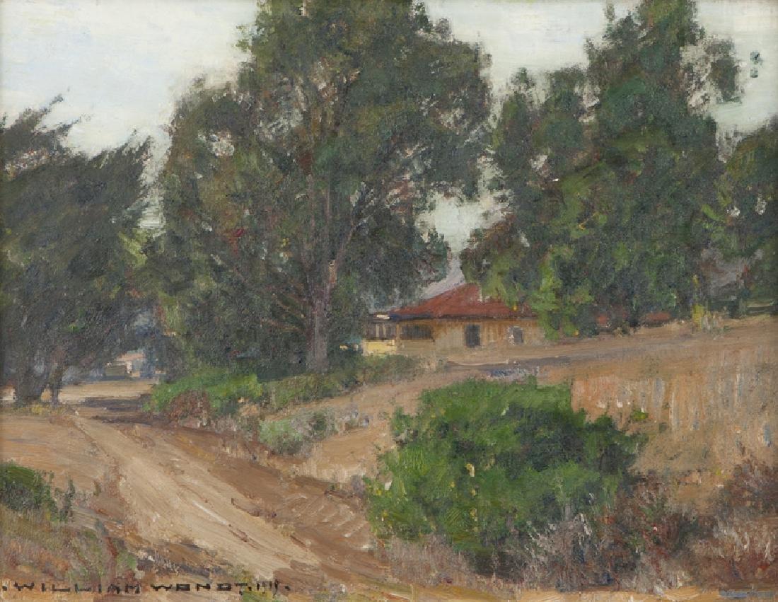 William Wendt (1865 - 1946 Laguna Beach, CA)