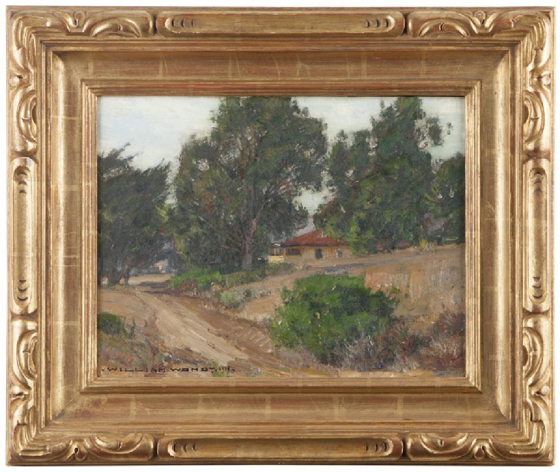 William Wendt (1865 - 1946 Laguna Beach, CA) - 2