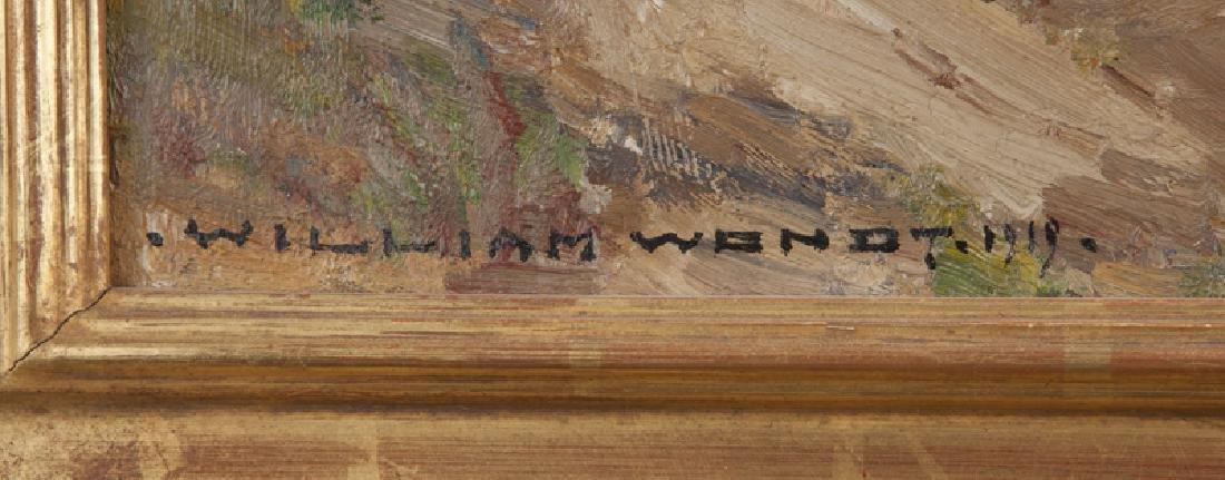 William Wendt (1865 - 1946 Laguna Beach, CA) - 3