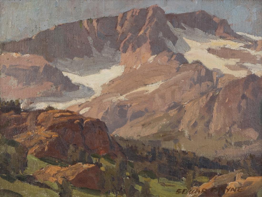Edgar Alwin Payne (1883 - 1947 Los Angeles, CA)