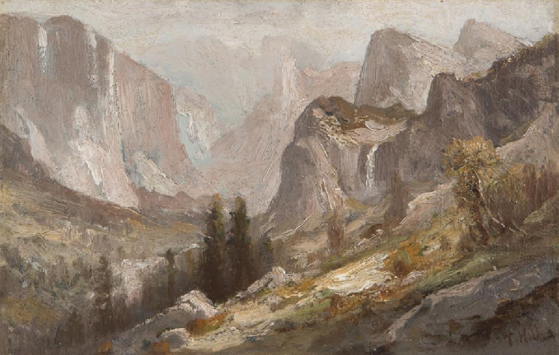 Thomas Hill (1829 - 1908 San Francisco, CA)
