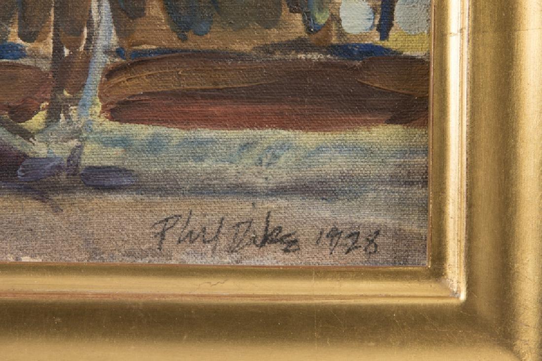 Phil Latimer Dike N.A. (1906 - 1990 Claremont, CA) - 3