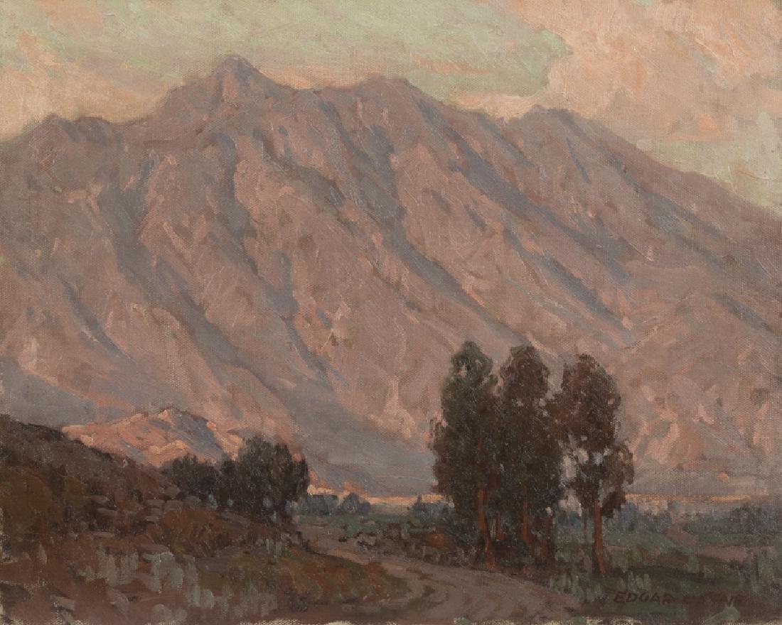 Edgar Alwin Payne (1883 - 1947 Hollywood, CA)