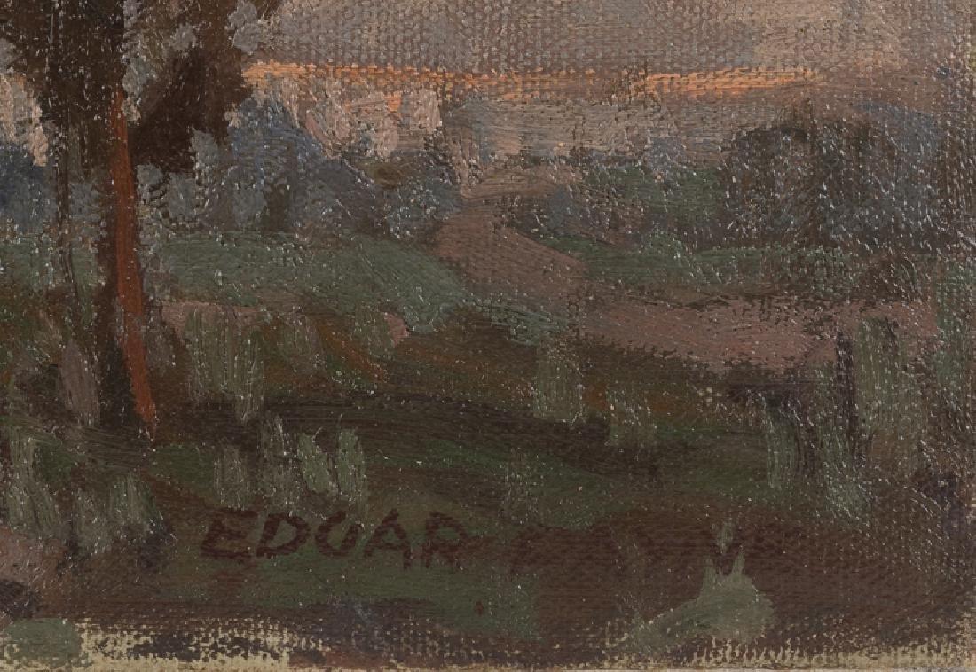 Edgar Alwin Payne (1883 - 1947 Hollywood, CA) - 3