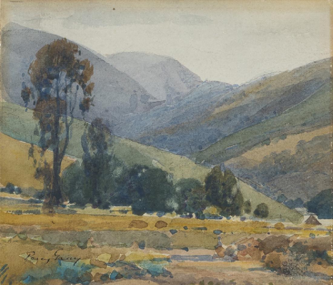 Percy Gray (1869 - 1952 San Francisco, CA)