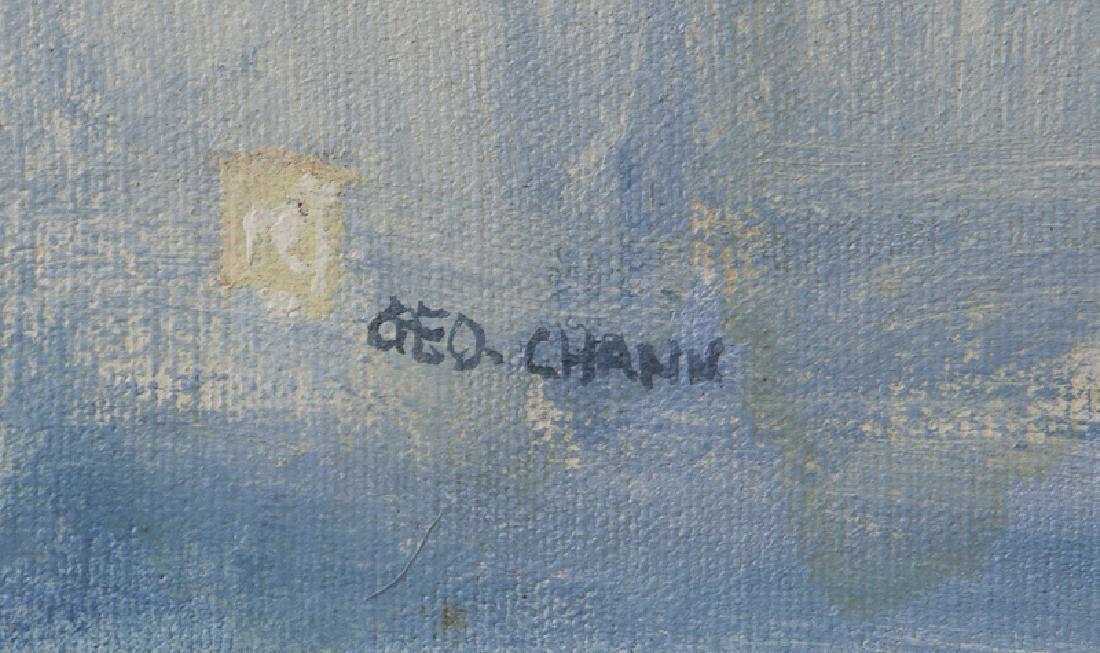 George Chann (1913 - 1995 Los Angeles, CA) - 5