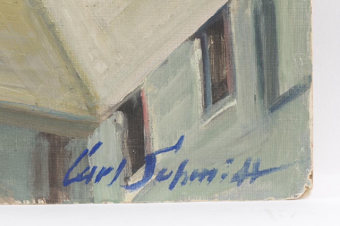 Carl Schmidt (1885 - 1969 San Bernardino, CA) - 2