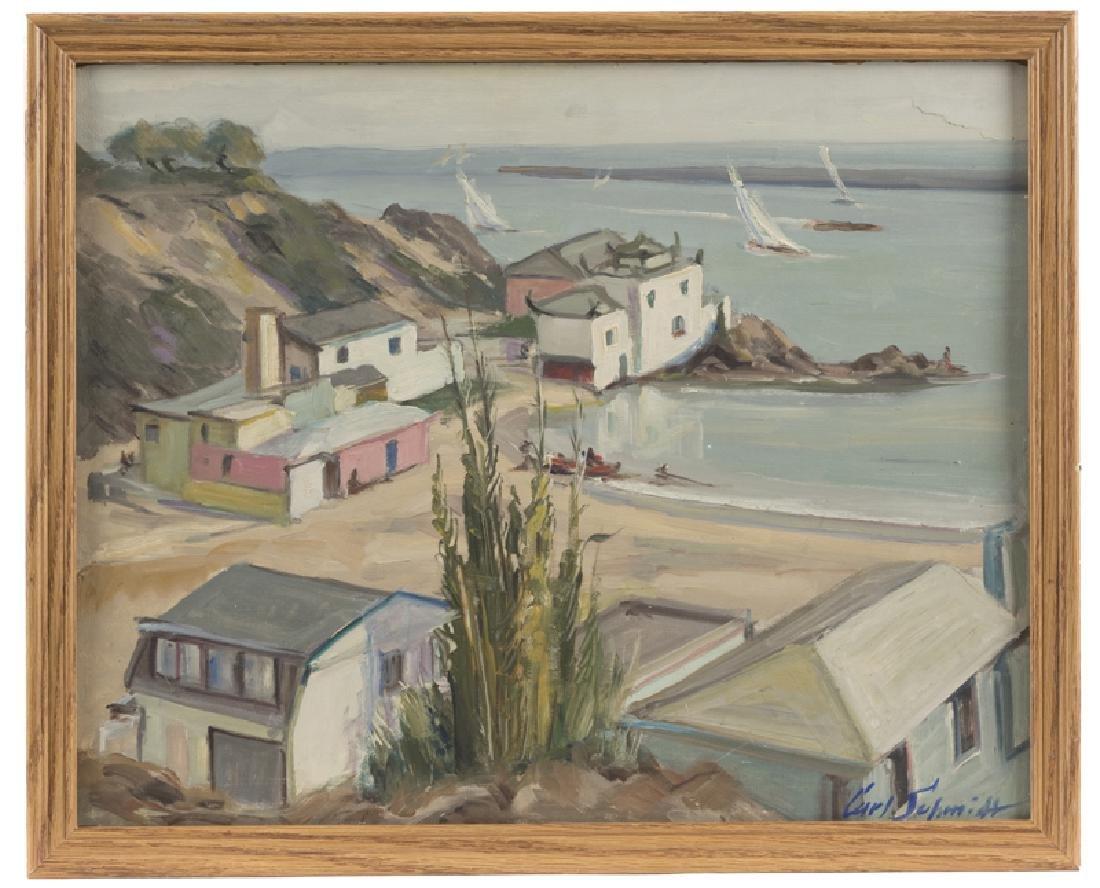 Carl Schmidt (1885 - 1969 San Bernardino, CA) - 3