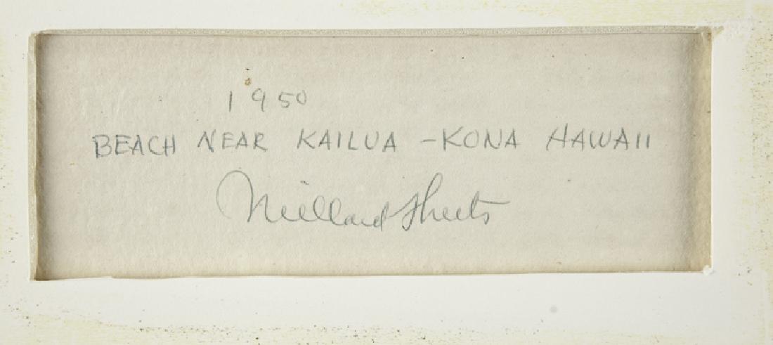 Millard Sheets N.A. (1907 - 1989 Gualala, CA) - 3