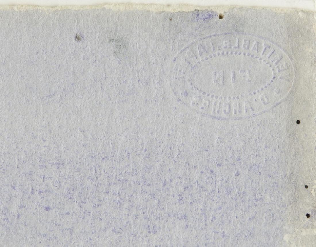 Millard Sheets N.A. (1907 - 1989 Gualala, CA) - 5