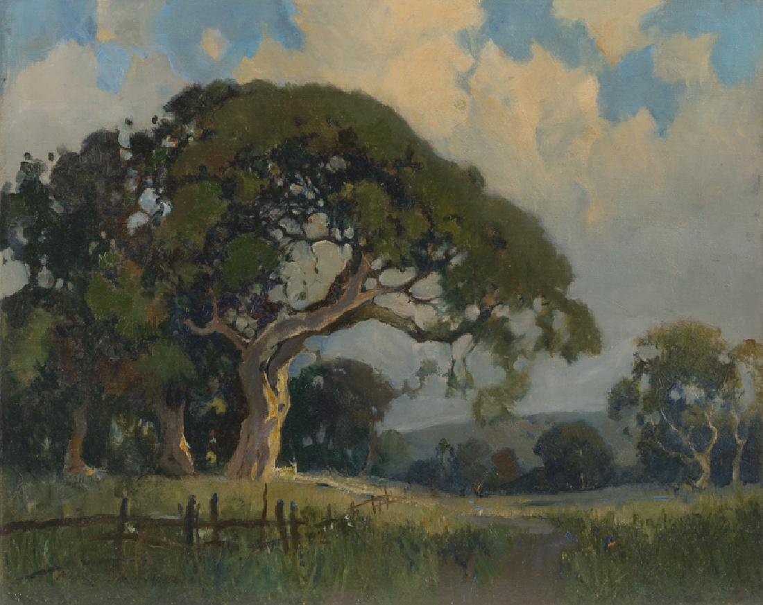 Percy Gray (1869 - 1952 San Francisco, CA)