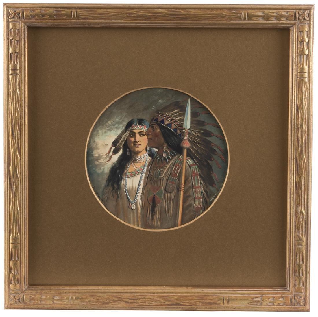 Astley David Middleton Cooper (1856 - 1924 San Jose, - 2