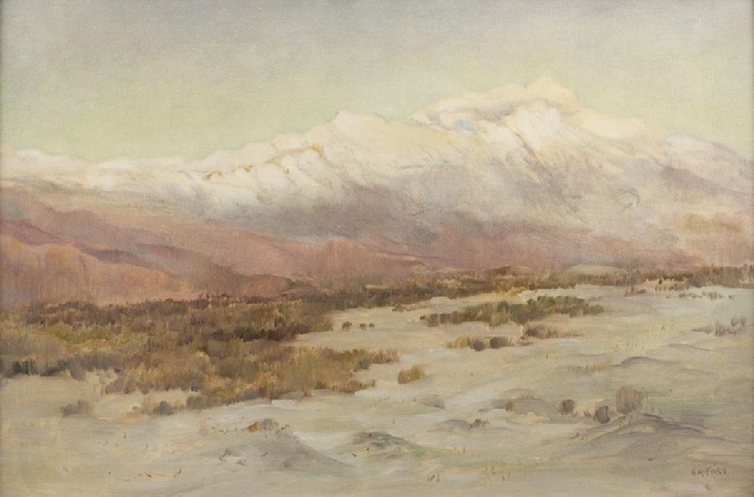 Charles Arthur Fries (1854 - 1940 San Diego, CA)