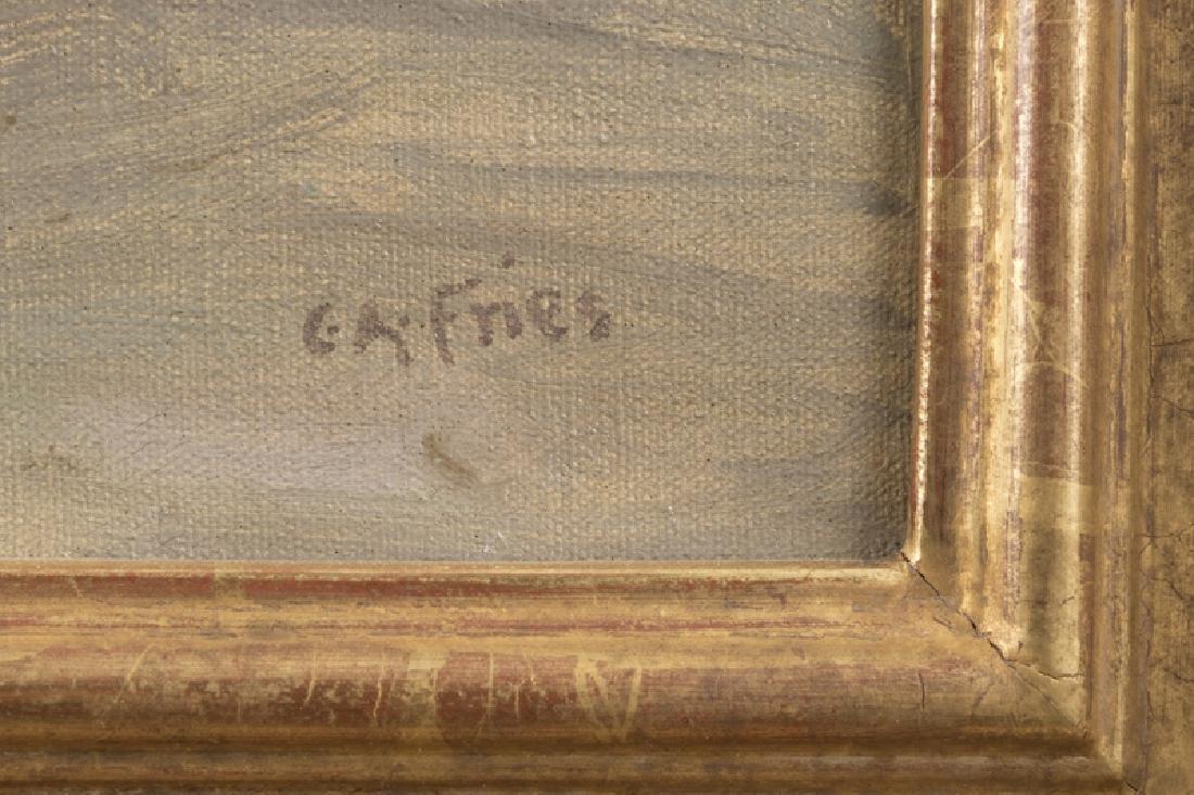 Charles Arthur Fries (1854 - 1940 San Diego, CA) - 3