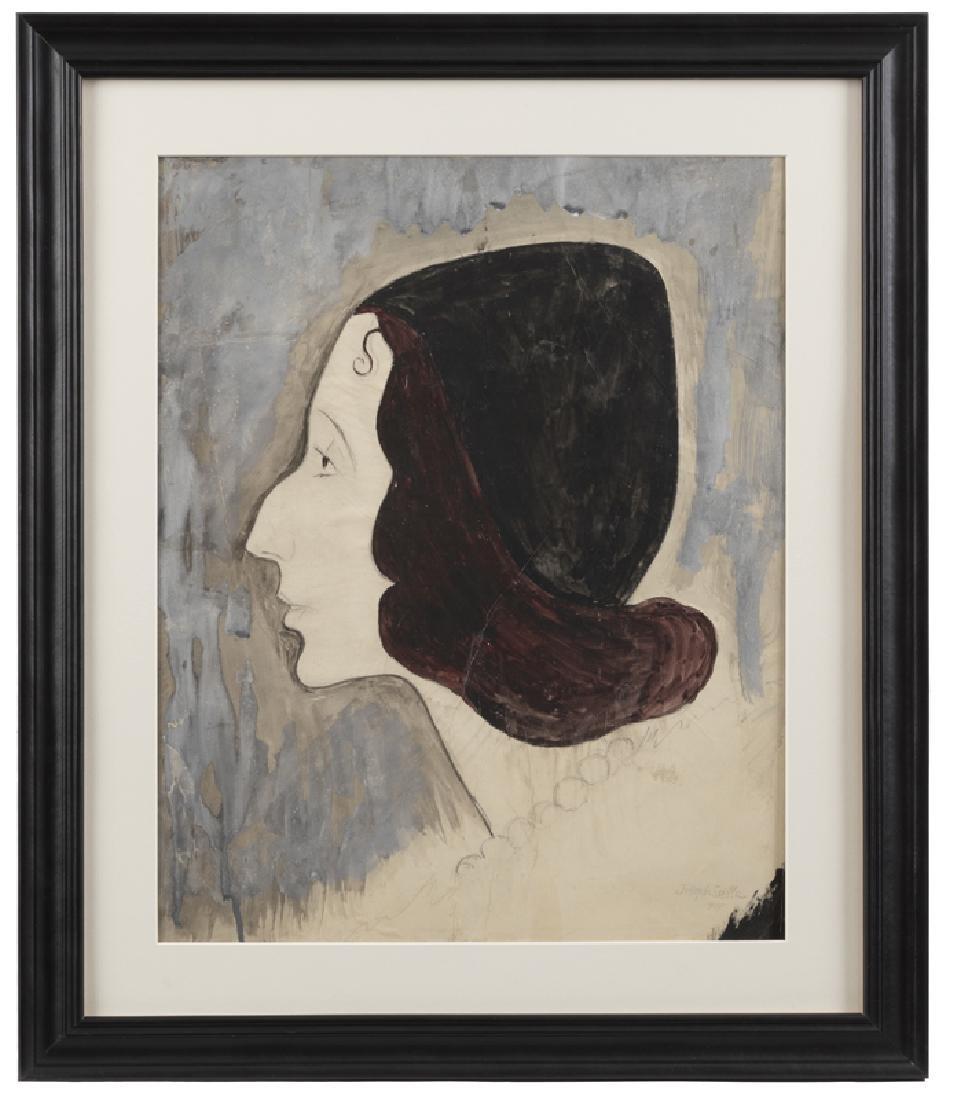 Joseph Stella (1877 - 1946 Astoria, NY) - 2
