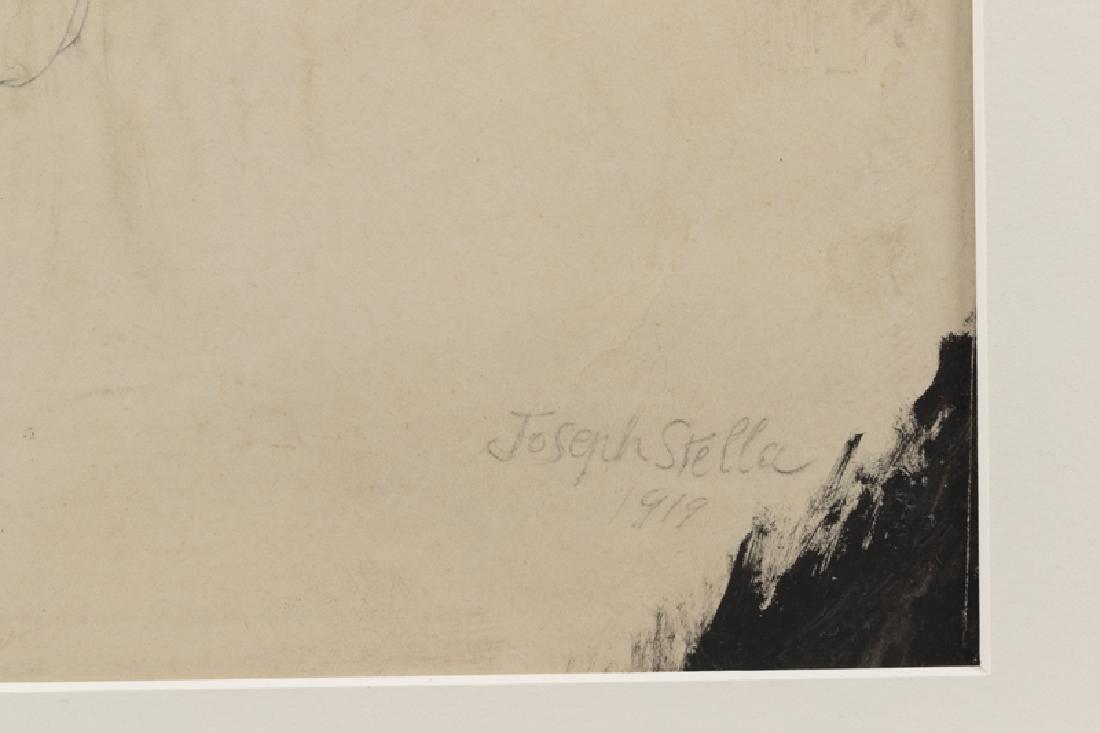Joseph Stella (1877 - 1946 Astoria, NY) - 3