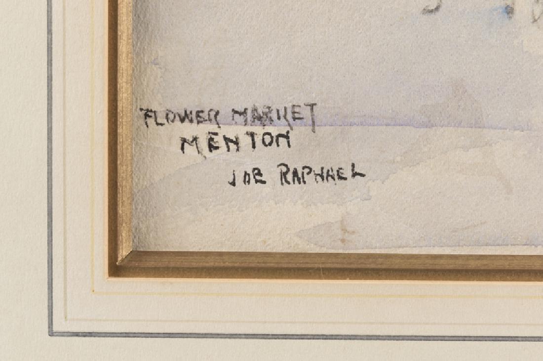 Joseph Morris Raphael (1869 - 1950 San Francisco, CA) - 3
