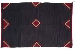A Navajo Germantown Moki blanket