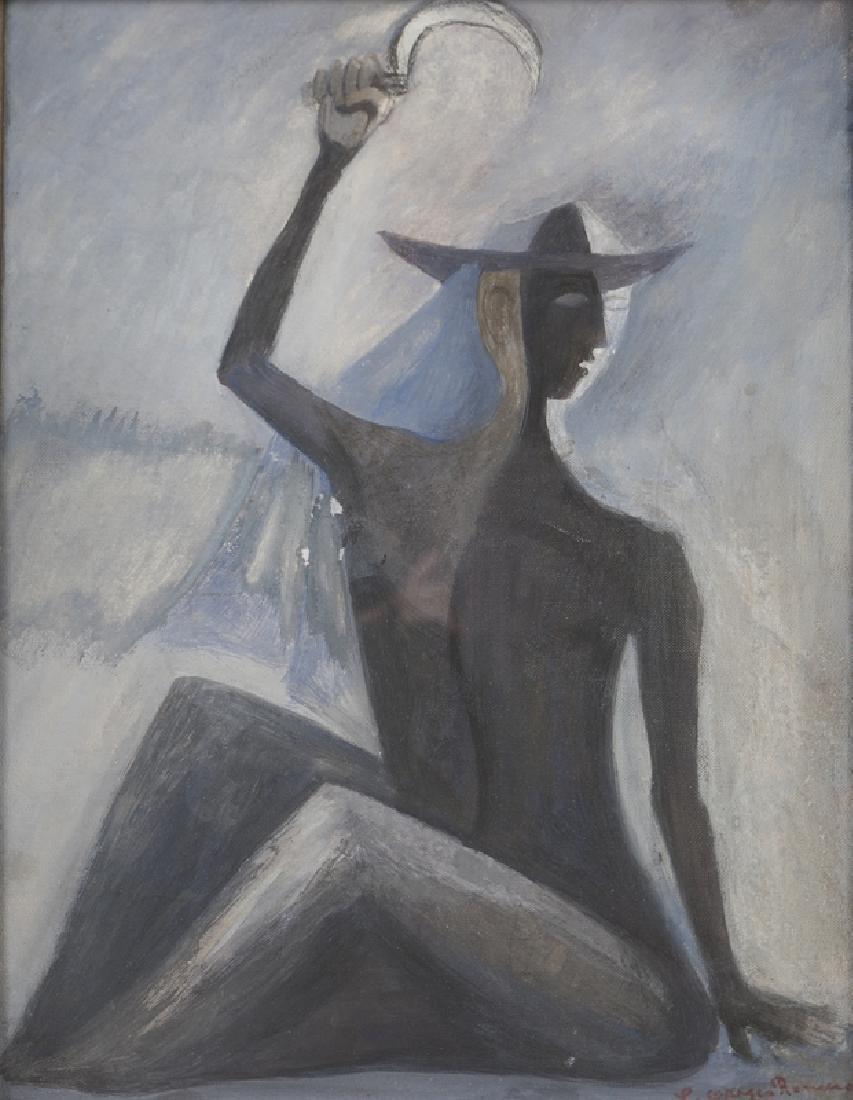 Carlos Orozco Romero (1898 - 1984 Mexican)