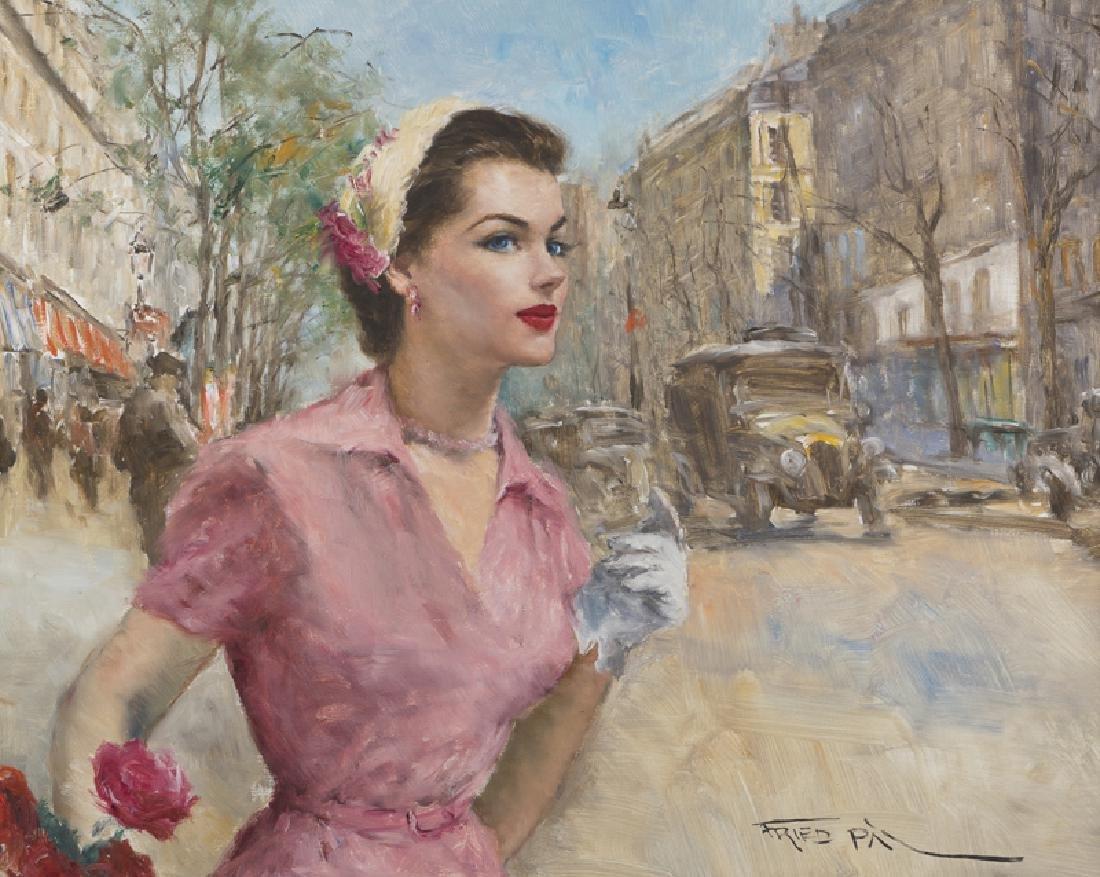 Pal Fried (1893 - 1976 New York, NY)