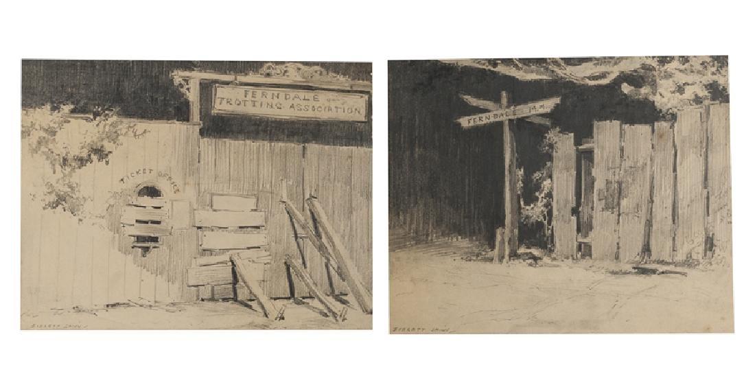Everett Shinn (1876 - 1953 New York, NY)