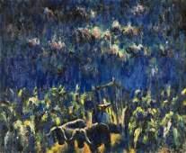 Dan Lutz (1906 - 1878 Santa Barbara, CA)
