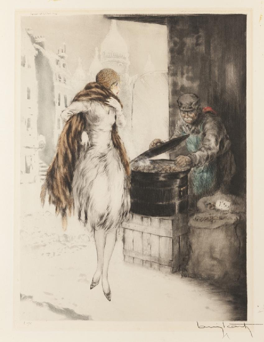 Louis Icart (1888 - 1950 French)