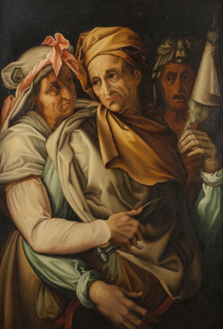 After Francesco Salviati (1510 - 1563 Italian)