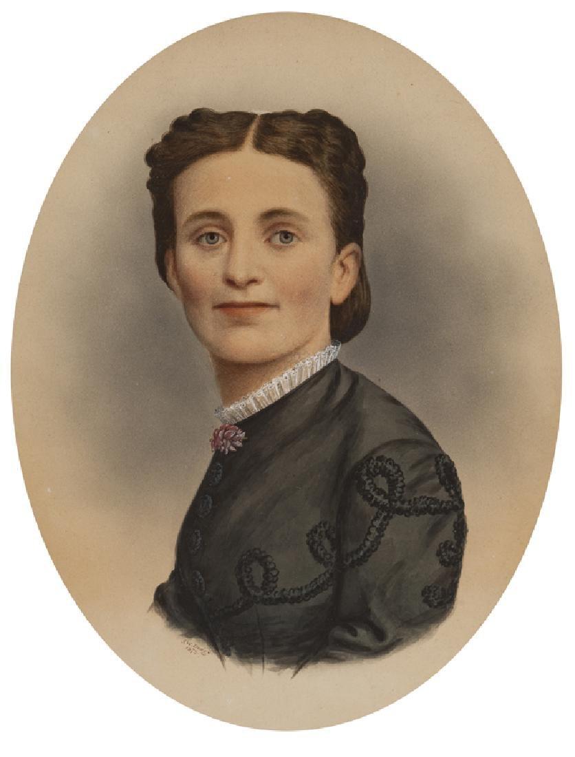 John Wood Dodge (1807 - 1893 Pomona, TN)