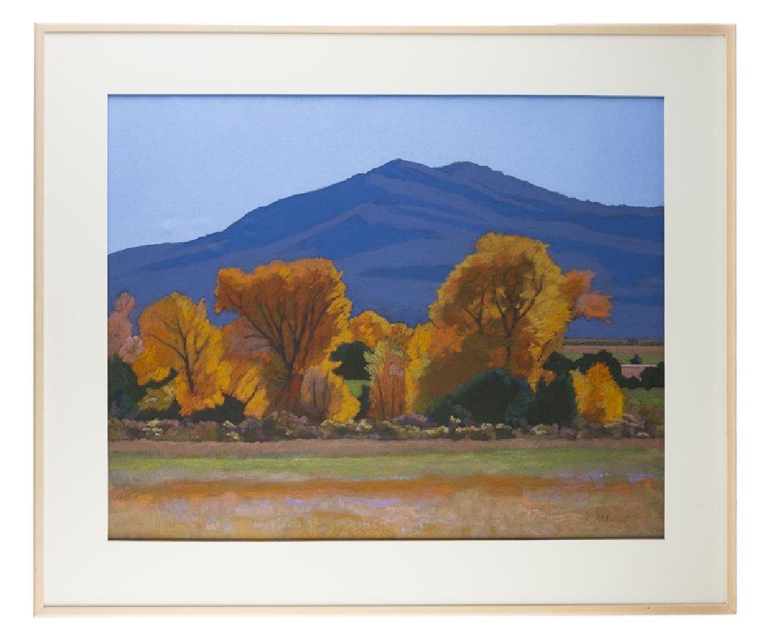 Mary Silverwood (1932 - 2011 New Mexico) - 2