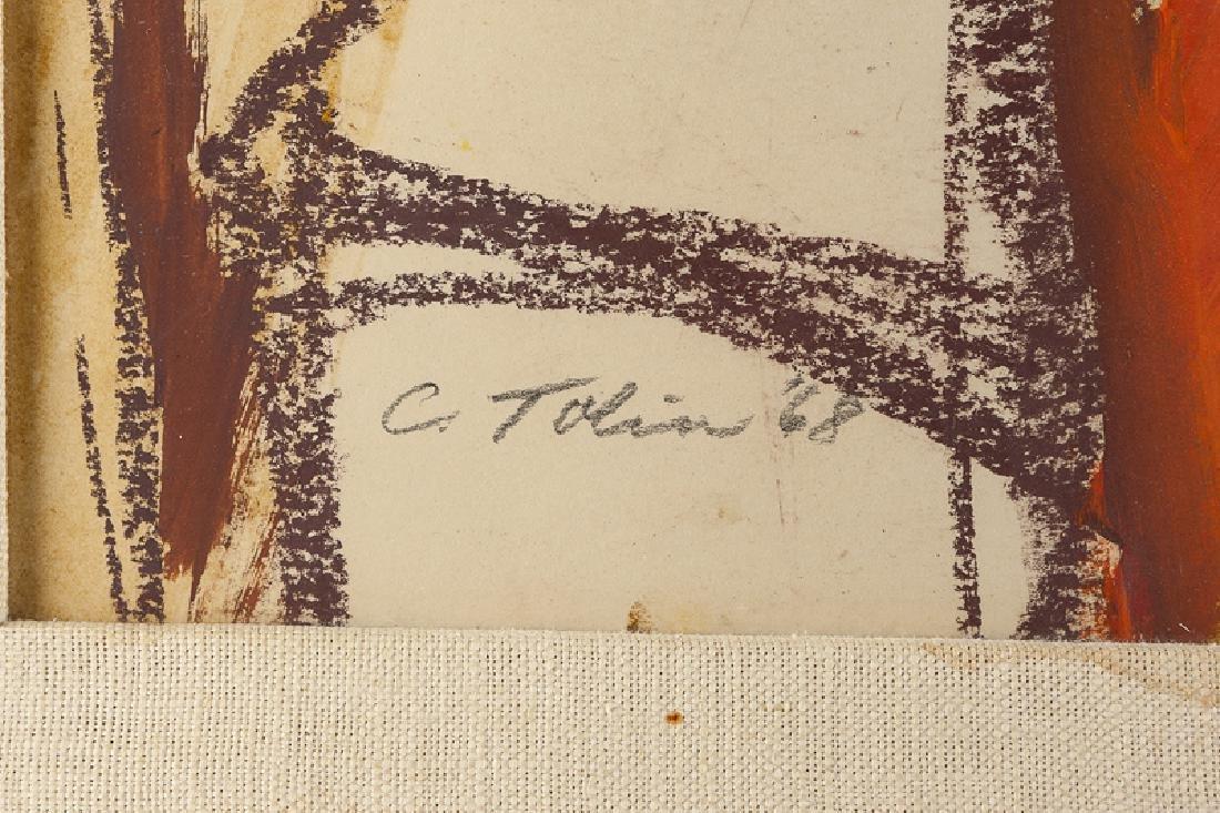 Carol Tolin (1916 - 1996 Venice, CA) - 3