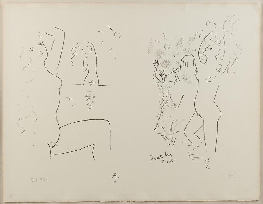 Jean Cocteau (1889 - 1963 French)