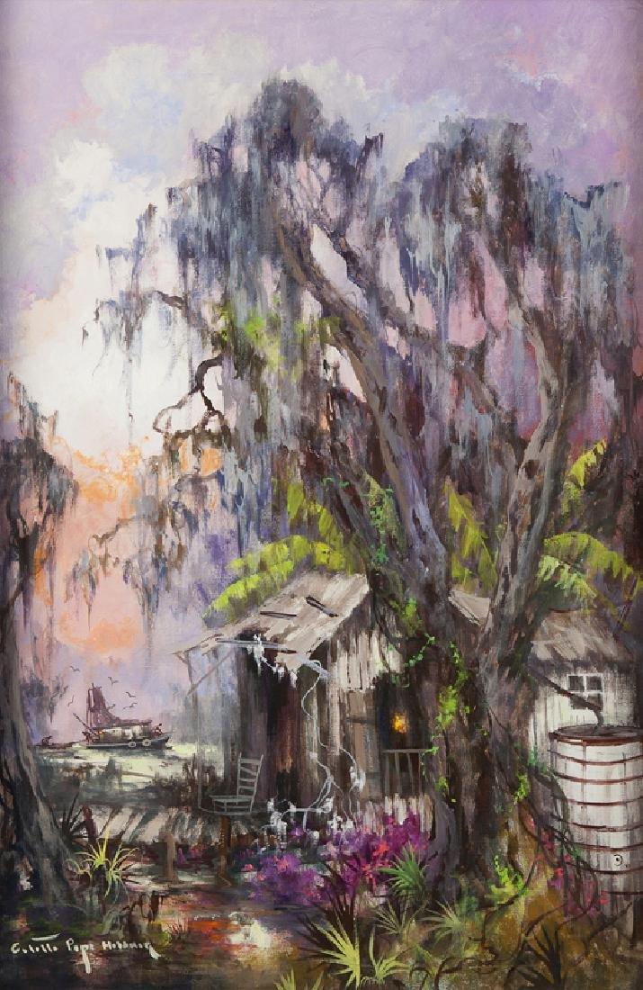 Colette Pope Heldner (1902 - 1990 New Orleans, LA)
