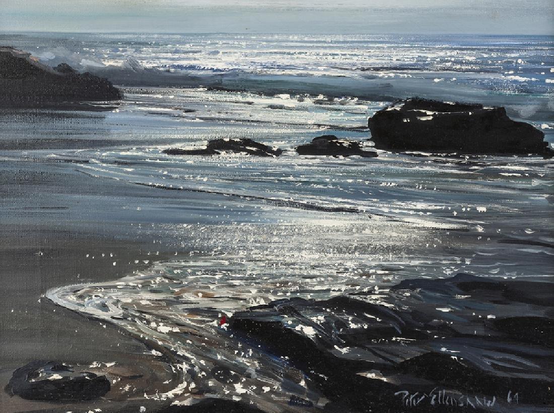 Peter Ellenshaw (1913 - 2007 Santa Barbara, CA)