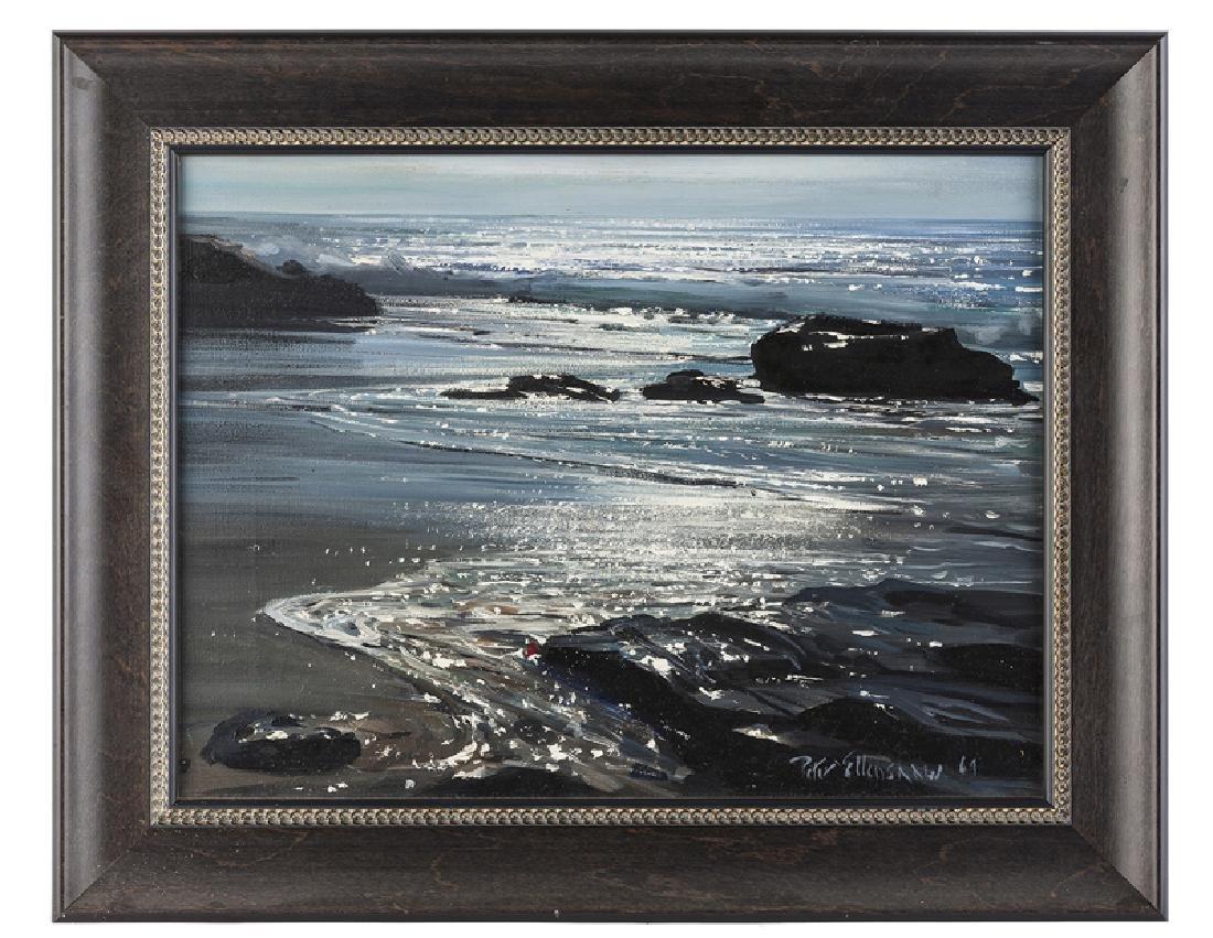 Peter Ellenshaw (1913 - 2007 Santa Barbara, CA) - 2