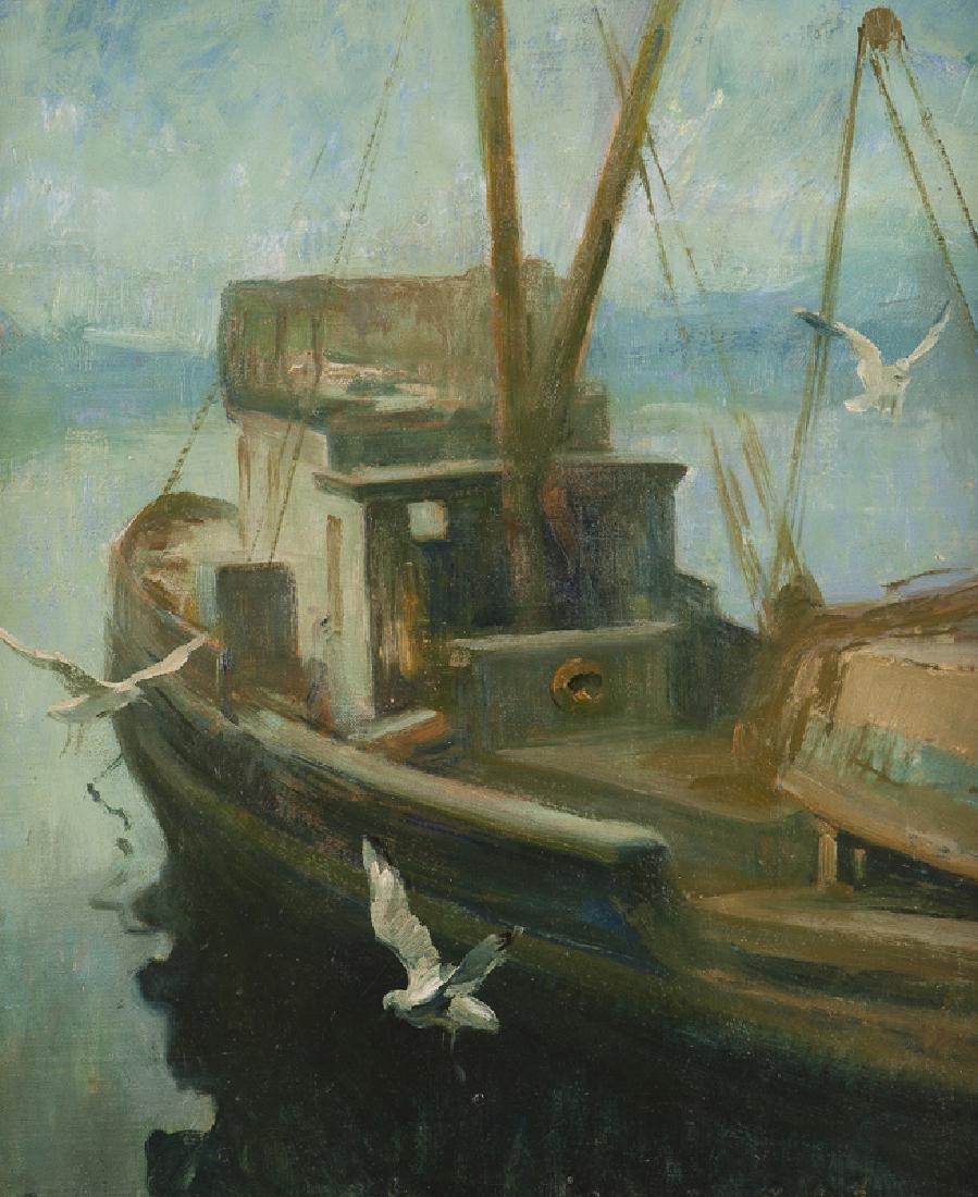 William Frederick Foster ANA (1883 - 1953 New York, NY)