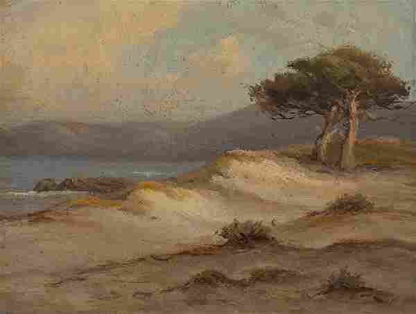Angel Espoy (1879 - 1963 Seal Beach, CA)