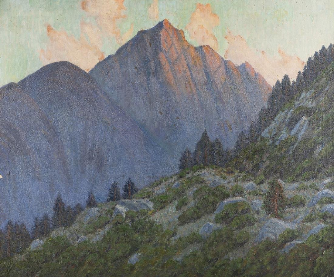 Ernest Browning Smith (1866 - 1951 Los Angeles, CA)