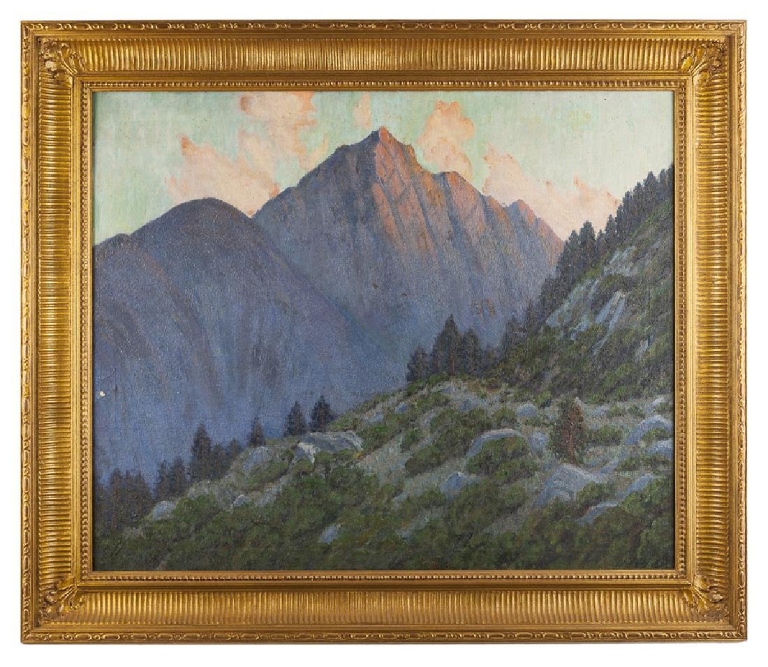 Ernest Browning Smith (1866 - 1951 Los Angeles, CA) - 2
