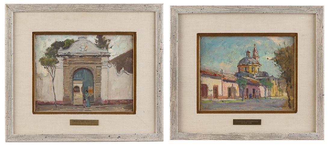 Alson Skinner Clark (1876 - 1949 Pasadena, CA) - 2