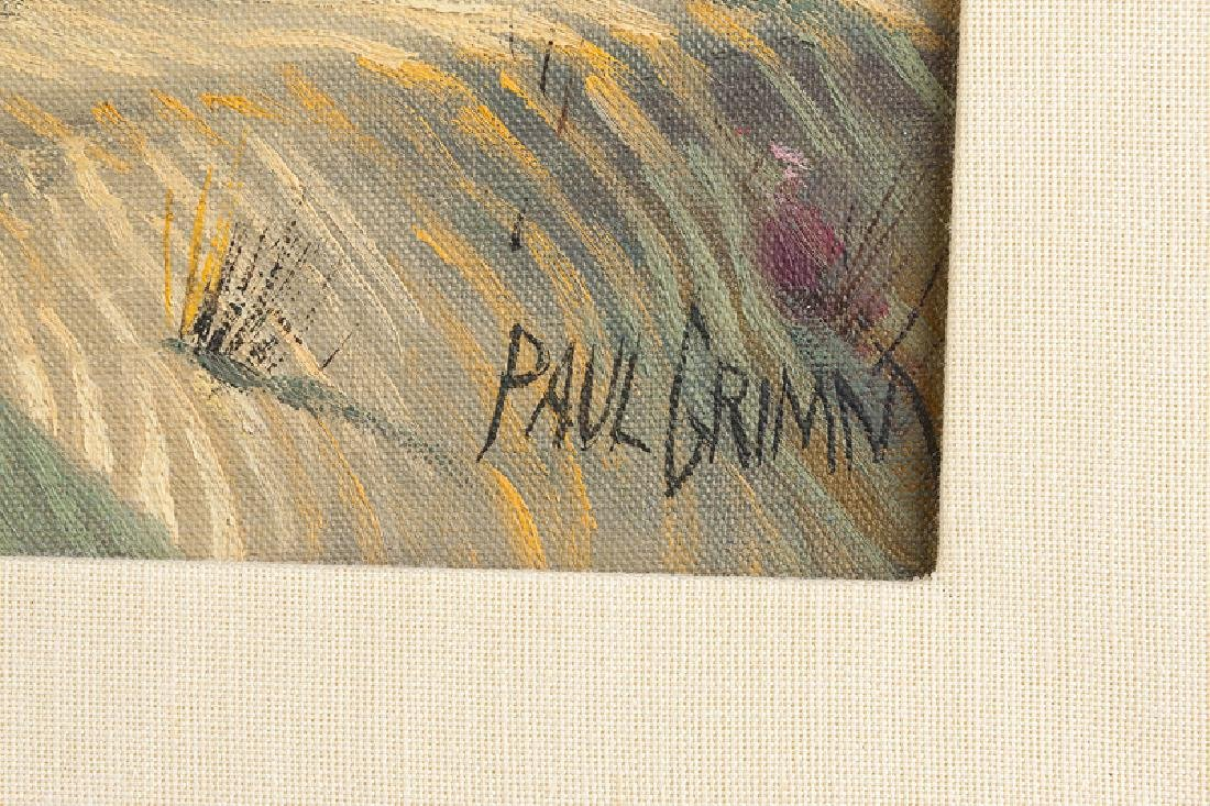 Paul Grimm (1891 - 1974 Palm Springs, CA) - 3