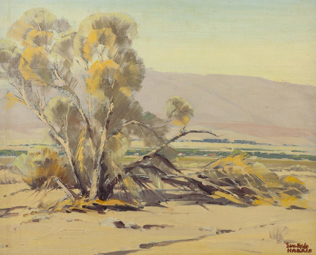 Sam Hyde Harris (1889 - 1977 Alhambra, CA)